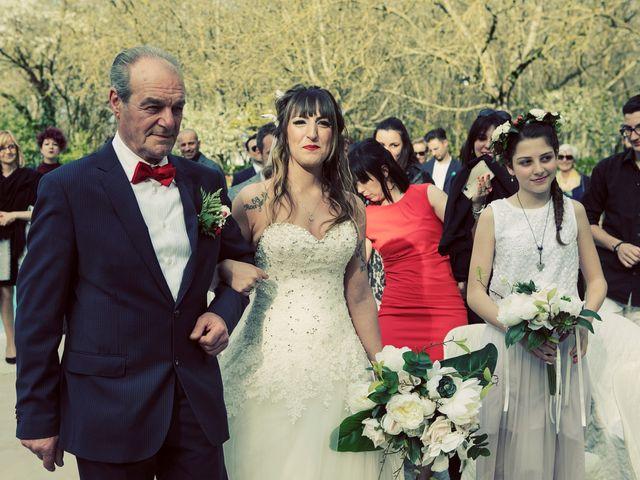 Il matrimonio di Alan e Giada a Carpi, Modena 2