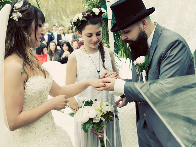 Il matrimonio di Alan e Giada a Carpi, Modena 6