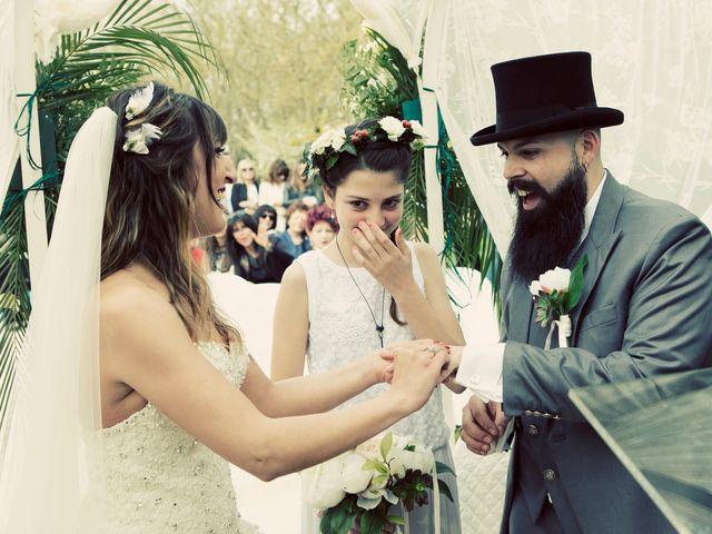Il matrimonio di Alan e Giada a Carpi, Modena 7