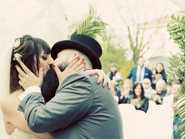 Il matrimonio di Alan e Giada a Carpi, Modena 10