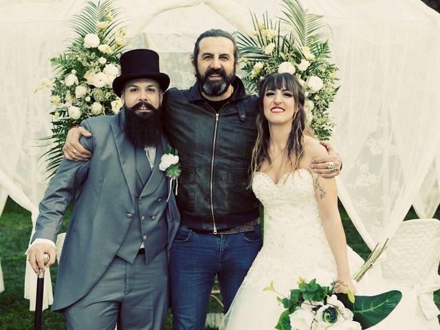 Il matrimonio di Alan e Giada a Carpi, Modena 11
