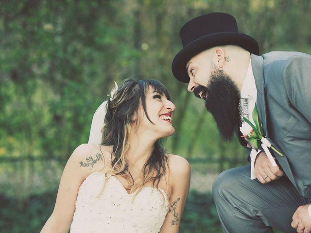 Il matrimonio di Alan e Giada a Carpi, Modena 12