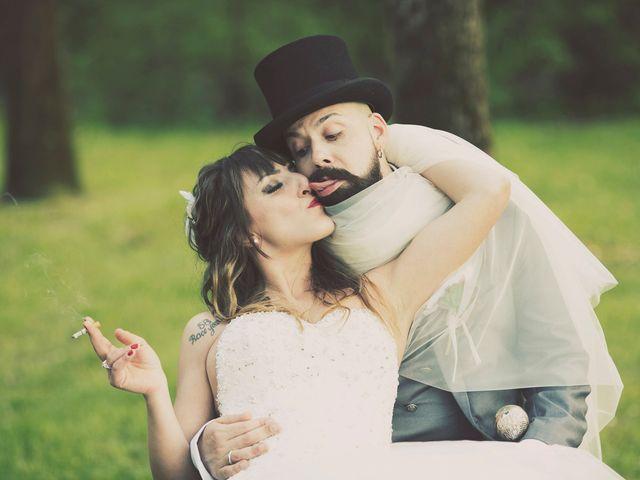 Il matrimonio di Alan e Giada a Carpi, Modena 14