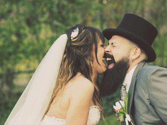 Il matrimonio di Alan e Giada a Carpi, Modena 19