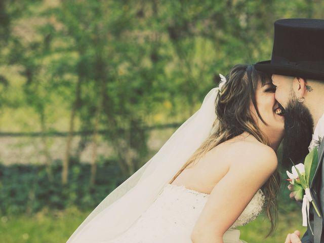 Il matrimonio di Alan e Giada a Carpi, Modena 20