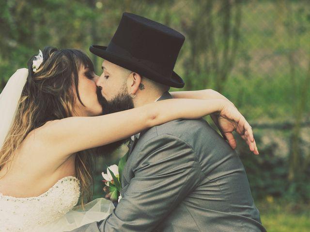 Il matrimonio di Alan e Giada a Carpi, Modena 21