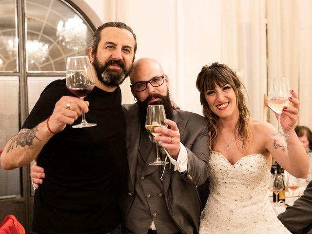 Il matrimonio di Alan e Giada a Carpi, Modena 31