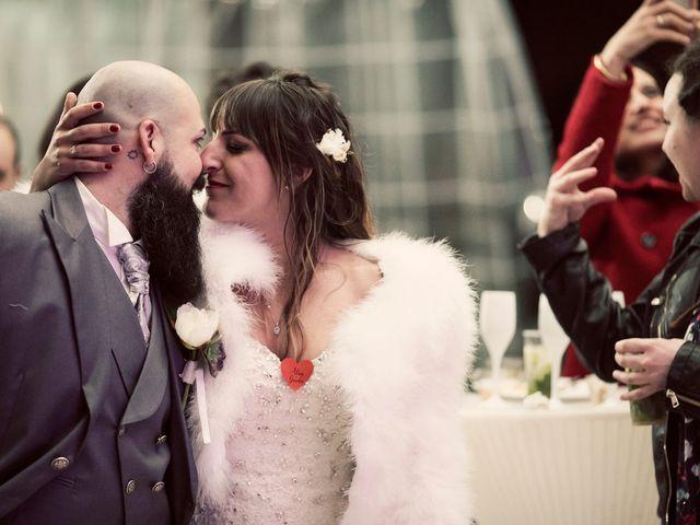 Il matrimonio di Alan e Giada a Carpi, Modena 38