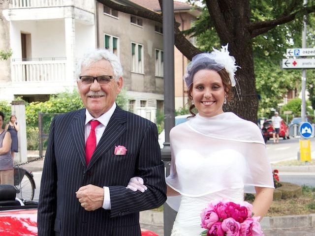 Il matrimonio di Barbara e Andrea a Este, Padova 24