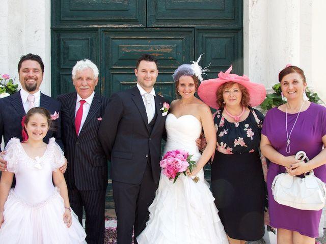 Il matrimonio di Barbara e Andrea a Este, Padova 32