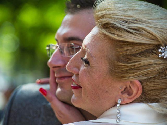 Il matrimonio di Luca e Valentina a Lesmo, Monza e Brianza 49