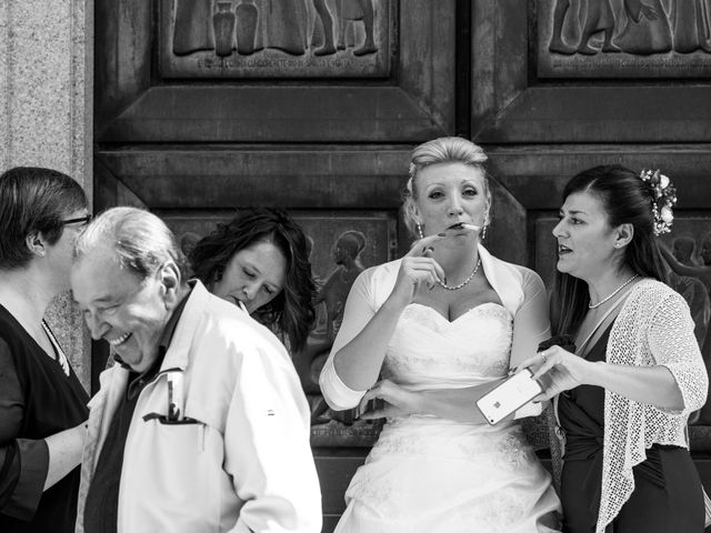 Il matrimonio di Luca e Valentina a Lesmo, Monza e Brianza 52