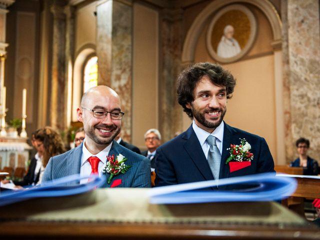 Il matrimonio di Luca e Valentina a Lesmo, Monza e Brianza 64