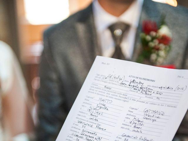 Il matrimonio di Luca e Valentina a Lesmo, Monza e Brianza 65