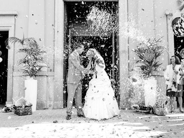 Il matrimonio di Luca e Valentina a Lesmo, Monza e Brianza 70