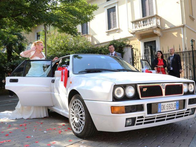 Il matrimonio di Luca e Valentina a Lesmo, Monza e Brianza 72
