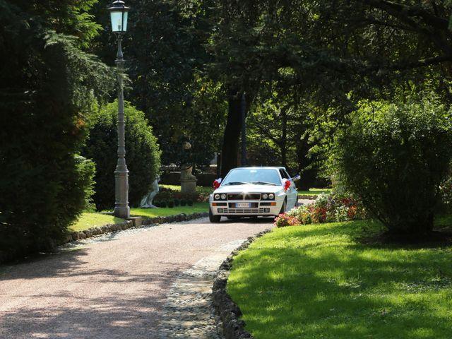 Il matrimonio di Luca e Valentina a Lesmo, Monza e Brianza 79