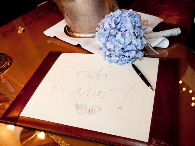 Il matrimonio di Lapo e Jodi a Firenze, Firenze 1