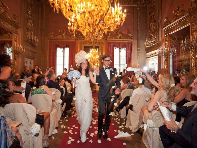 Il matrimonio di Lapo e Jodi a Firenze, Firenze 7