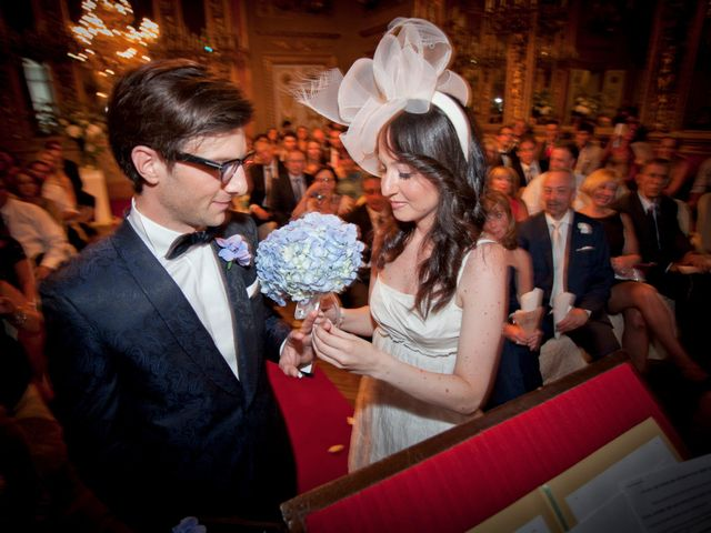 Il matrimonio di Lapo e Jodi a Firenze, Firenze 9