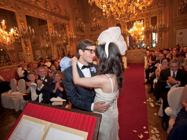 Il matrimonio di Lapo e Jodi a Firenze, Firenze 10