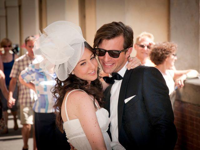 Il matrimonio di Lapo e Jodi a Firenze, Firenze 12