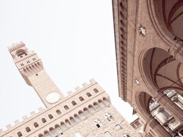 Il matrimonio di Lapo e Jodi a Firenze, Firenze 13