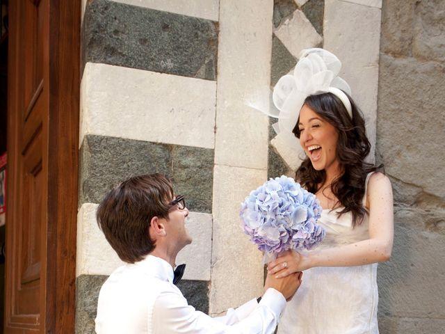 Il matrimonio di Lapo e Jodi a Firenze, Firenze 14
