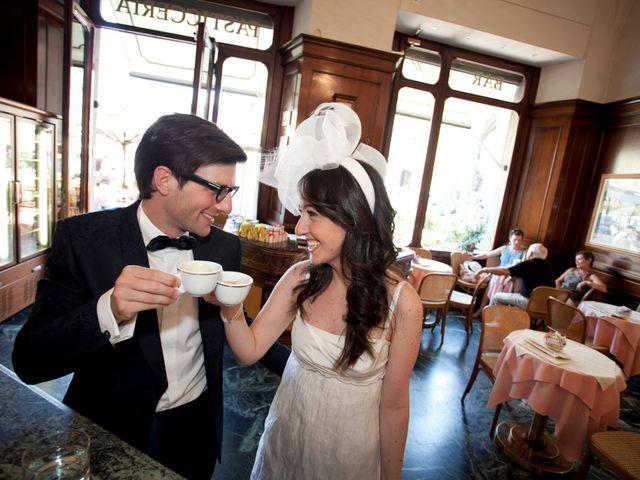 Il matrimonio di Lapo e Jodi a Firenze, Firenze 16