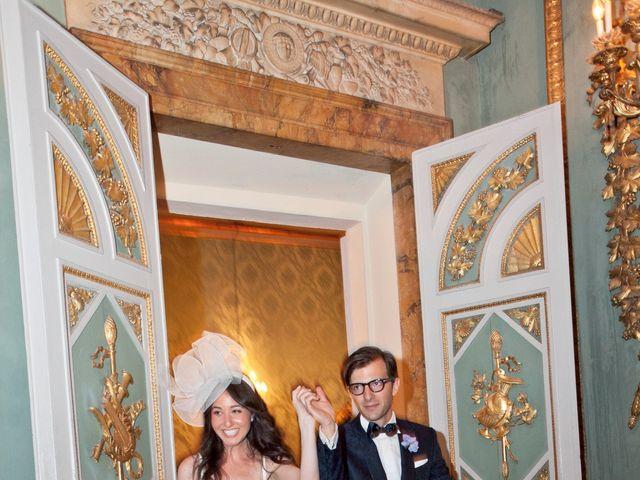 Il matrimonio di Lapo e Jodi a Firenze, Firenze 18