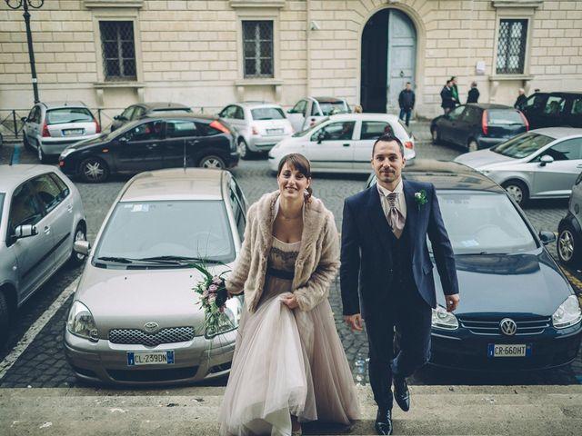 Il matrimonio di Andrea e Sara a Velletri, Roma 45