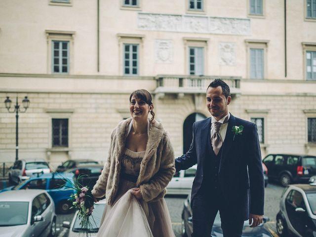 Il matrimonio di Andrea e Sara a Velletri, Roma 46