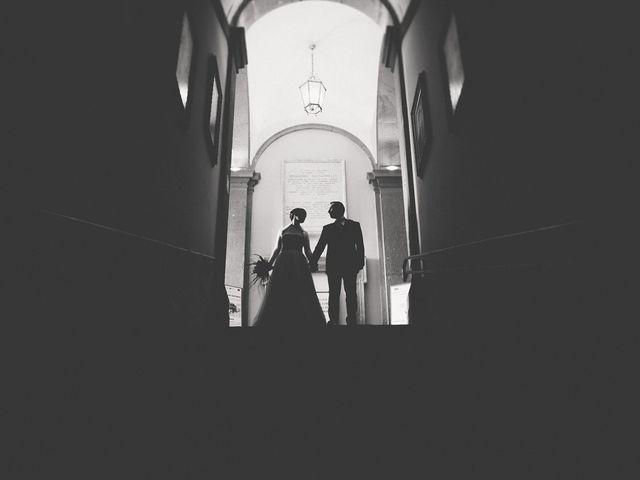 Il matrimonio di Andrea e Sara a Velletri, Roma 53