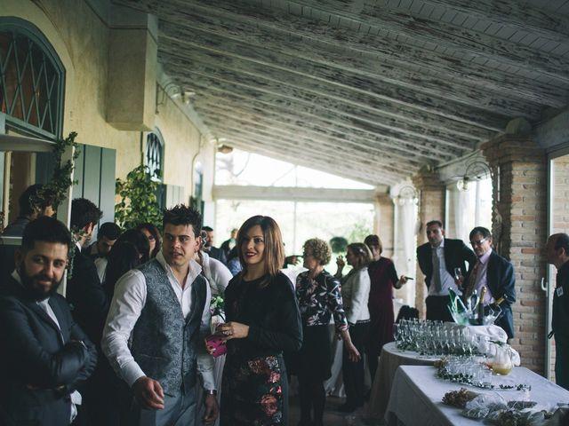 Il matrimonio di Andrea e Sara a Velletri, Roma 84