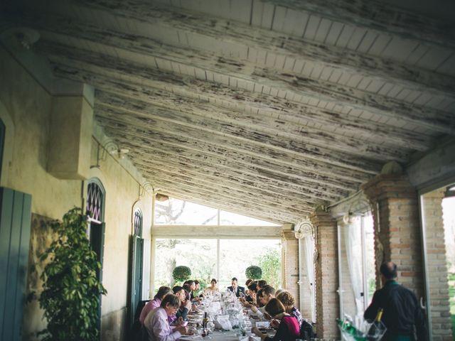 Il matrimonio di Andrea e Sara a Velletri, Roma 92