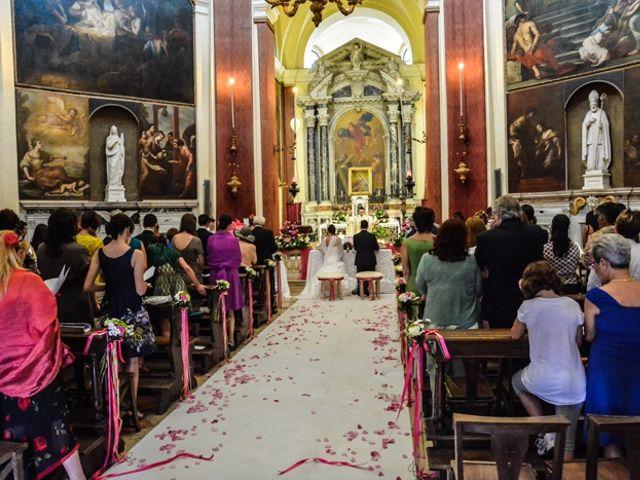 Il matrimonio di Barbara e Andrea a Este, Padova 1
