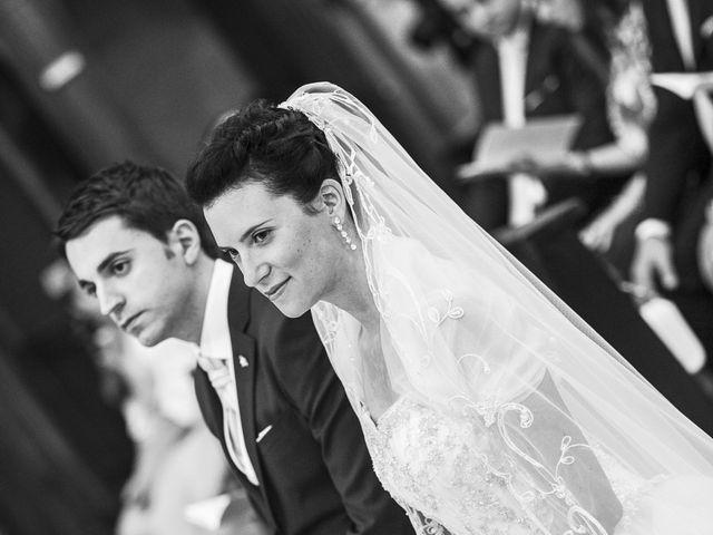 Il matrimonio di Luca e Laura a Motta di Livenza, Treviso 9