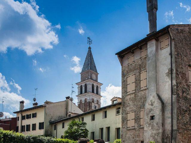 Il matrimonio di Luca e Laura a Motta di Livenza, Treviso 11