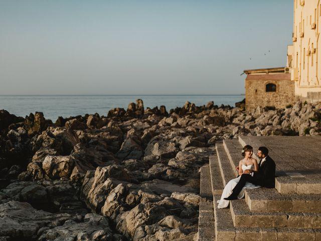 Il matrimonio di Laura e Pietro a Lascari, Palermo 36