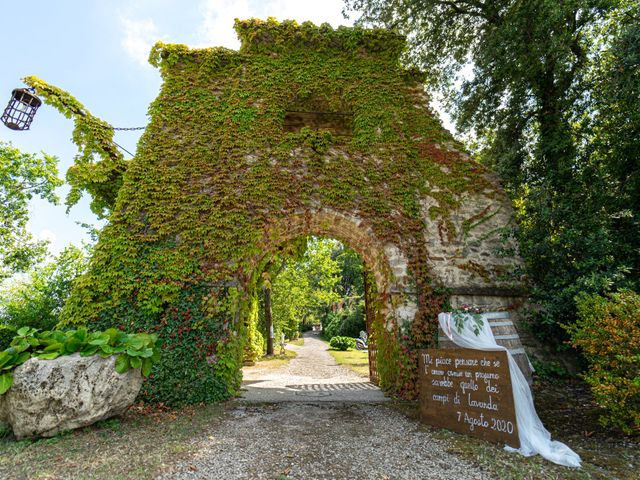 Il matrimonio di Fabio e Valentina a Brisighella, Ravenna 1