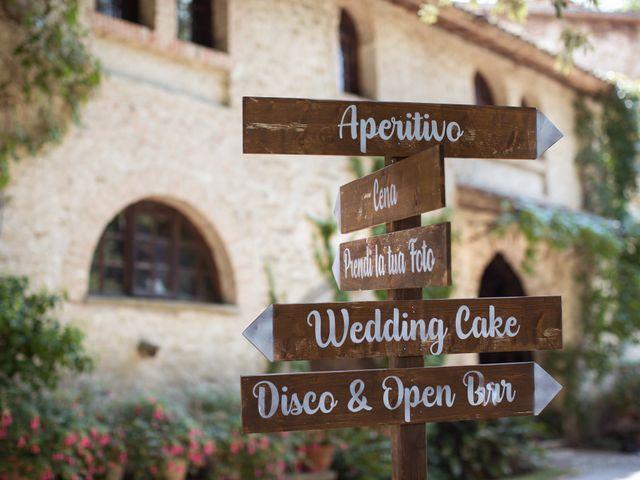 Il matrimonio di Fabio e Valentina a Brisighella, Ravenna 4