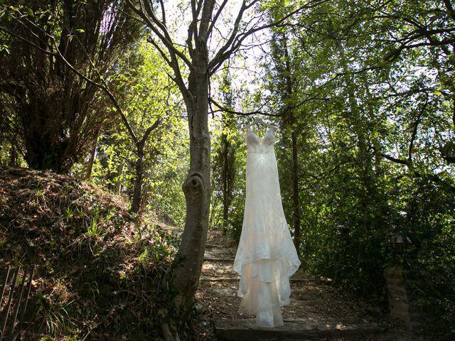 Il matrimonio di Fabio e Valentina a Brisighella, Ravenna 8