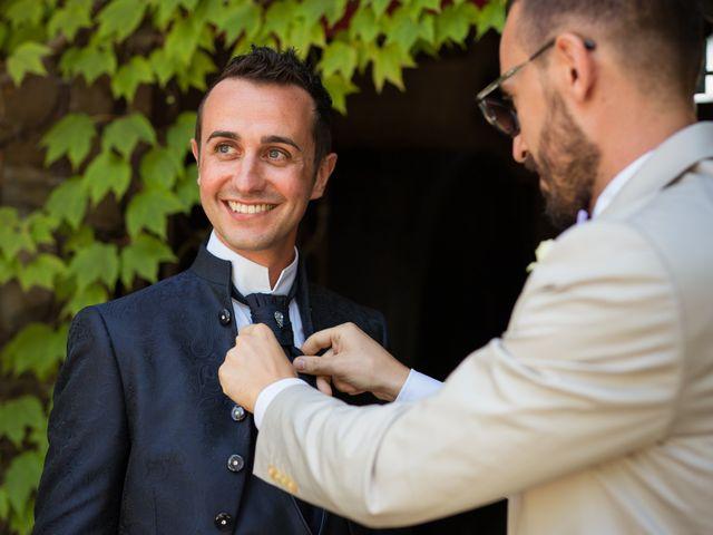 Il matrimonio di Fabio e Valentina a Brisighella, Ravenna 18