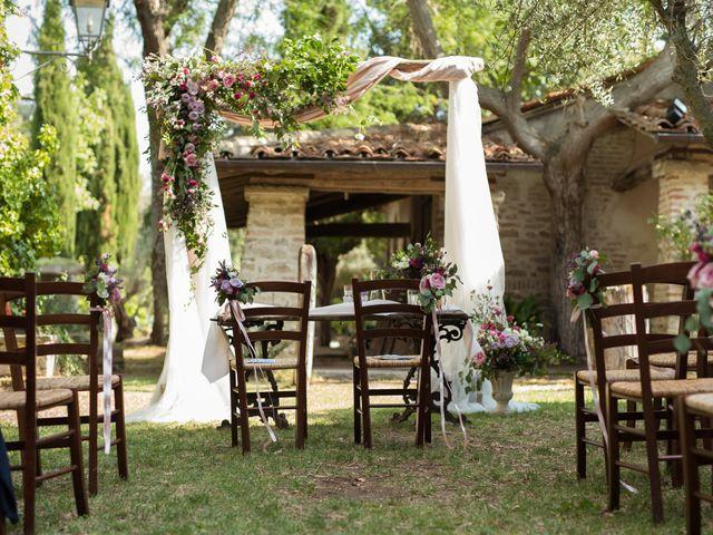 Il matrimonio di Fabio e Valentina a Brisighella, Ravenna 22