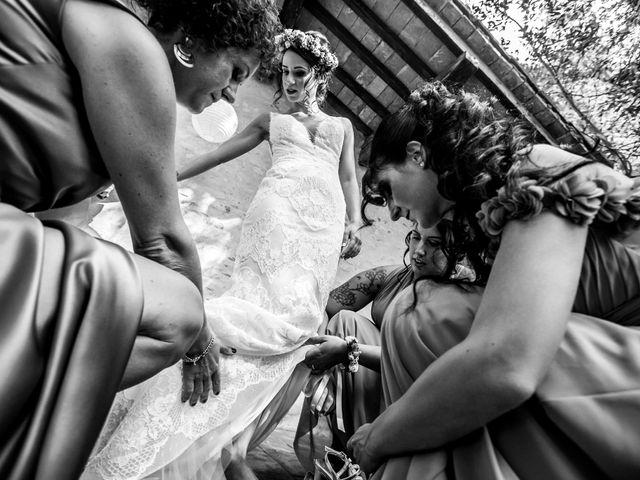 Il matrimonio di Fabio e Valentina a Brisighella, Ravenna 24