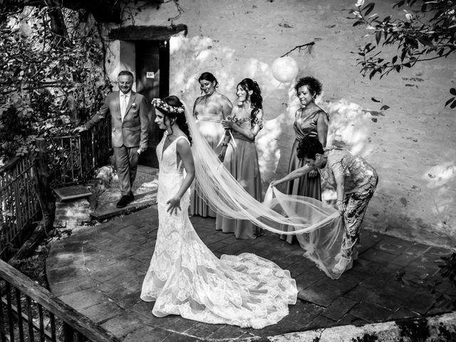 Il matrimonio di Fabio e Valentina a Brisighella, Ravenna 26