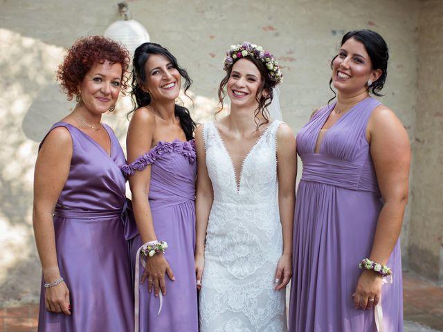 Il matrimonio di Fabio e Valentina a Brisighella, Ravenna 28