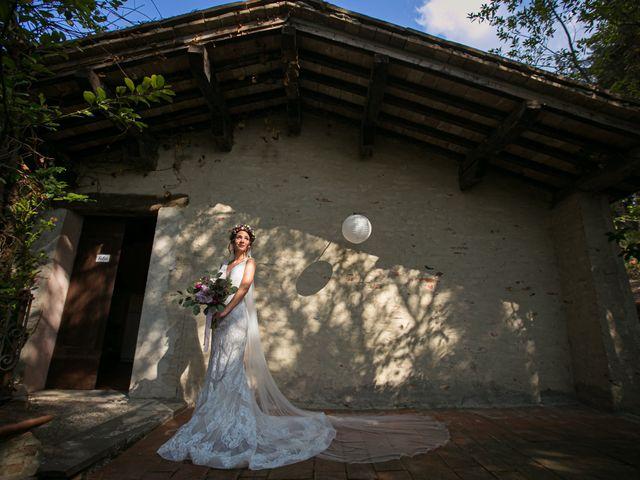 Il matrimonio di Fabio e Valentina a Brisighella, Ravenna 29