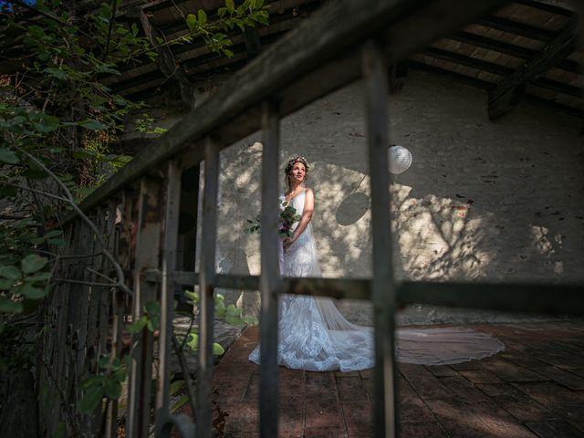 Il matrimonio di Fabio e Valentina a Brisighella, Ravenna 30