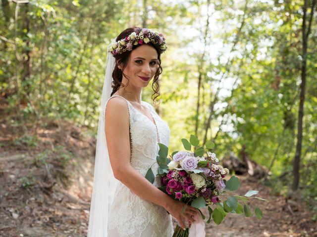 Il matrimonio di Fabio e Valentina a Brisighella, Ravenna 32